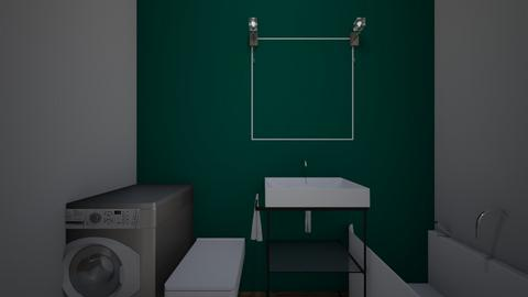 sd - Bathroom - by PrzemekWBN