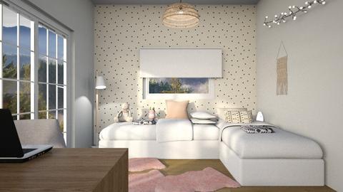 2720 - Kids room - by Riki Bahar Elbaz