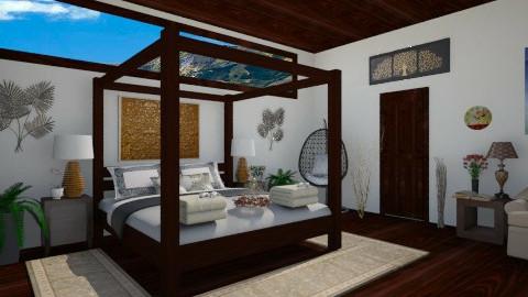 Bedroom Deluxe - Glamour - Bedroom - by Nikki18