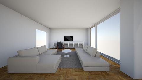 Andrea cotizacion c 3 sid - Living room - by karlitajmlm