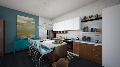 MCM 01 Kitchen 2 - by jpk513