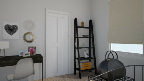 Venable Guest Room-2 - Bedroom - by loft313