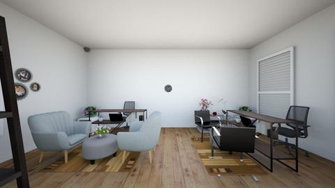 Office room - Classic - Office - by Tooba Khalid