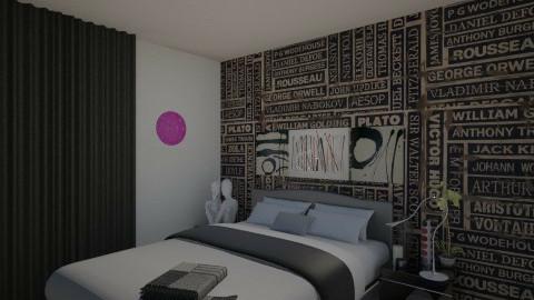 test - Modern - Bedroom - by misstake