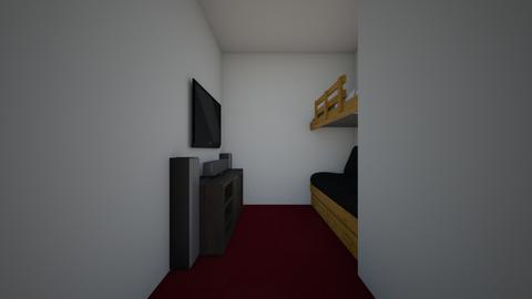 Braydens Bedroom - Modern - Bedroom - by breay25