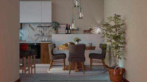 tiny place - Kitchen - by Just Bee