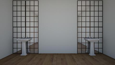 EBath - Bathroom - by rickglassinteriors