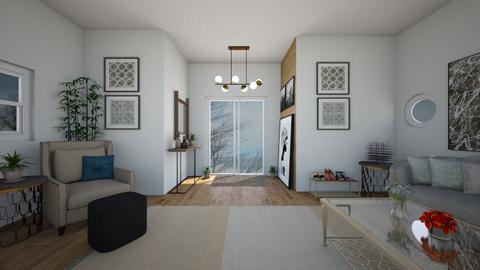 mod - Living room - by dena15