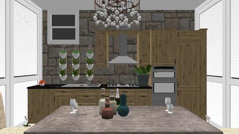 kitchen - Kitchen - by cuddelbear