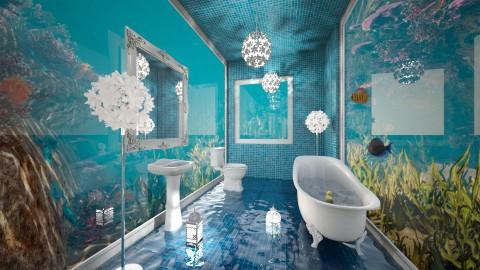 Bathroom - Bathroom - by LaraLune