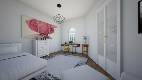 bedroom - Minimal - Bedroom - by MietazHerbata
