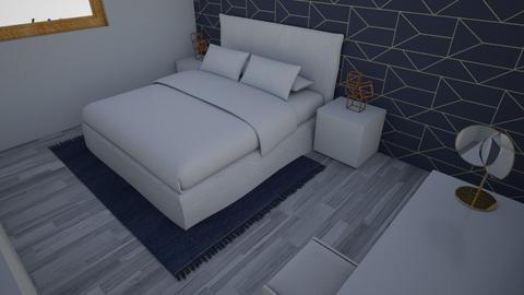Ellie and Ryans Bedroom 2 - Bedroom - by elliechxckxr