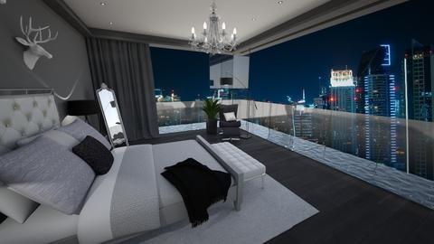 infinity - Modern - Bedroom - by petya_zafirova