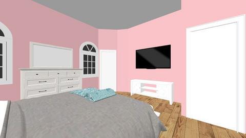 teen  - Bedroom - by Ahniyaw1234