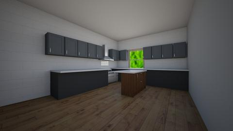 Kitchen1 - Kitchen - by EmmyTFerris