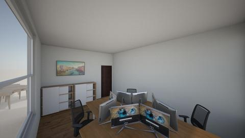 new office 3 - Office - by raptastical