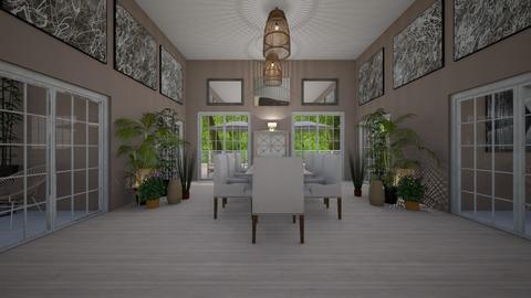 Bamboo Interior - by The cartoon fan