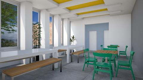 The Brake - Minimal - Dining room - by 3rdfloor