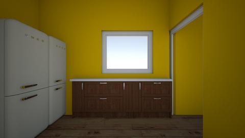 K - Kitchen - by helike700
