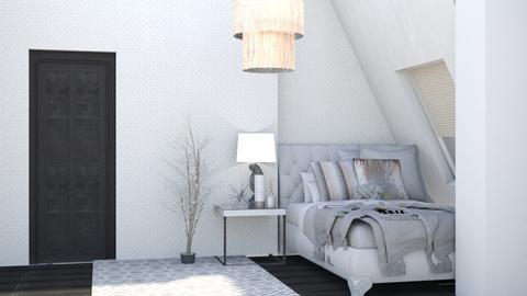 Nil - Bedroom - by zarky