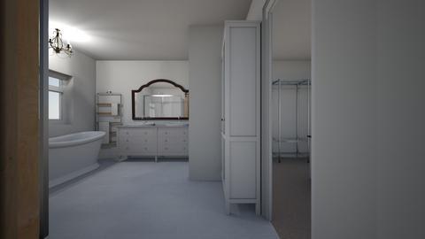 new bathrooms12 - Bathroom - by hannahkmathenia