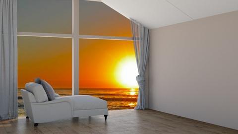 Wanna go to the seaside - by Marina Struwig