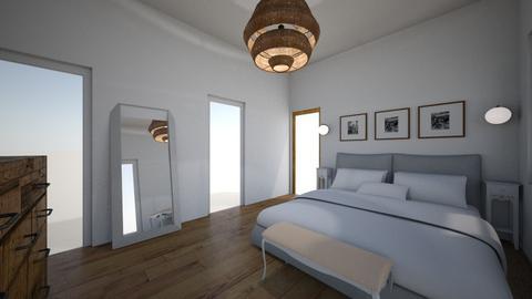 Laura Bedroom - Bedroom - by emalin01