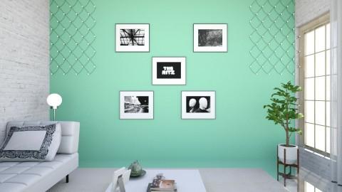 Sea of frames - by Talia ugbo