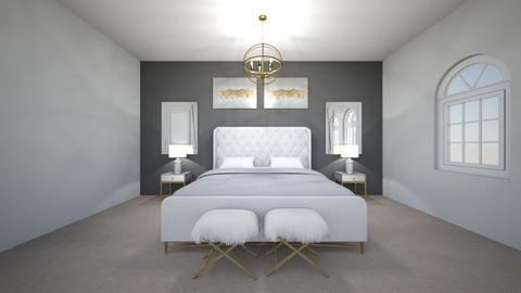 Master Bedroom 3 A1 - Modern - Bedroom - by Christine Ward_877