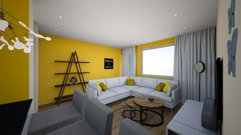 House_5 - Living room - by pas195