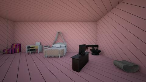 amazing room - Classic - Kids room - by ariao8