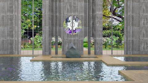 Der geheime Garten - by tika 008