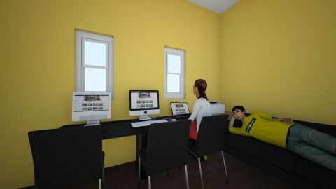 more work - Modern - Office - by toad3housebuilder