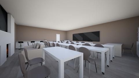classroom of 2020 - Modern - by Ramleen Dhaliwal