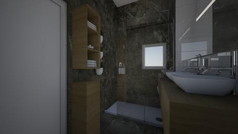 bano eskalantegui 1 - Bathroom - by martaglop