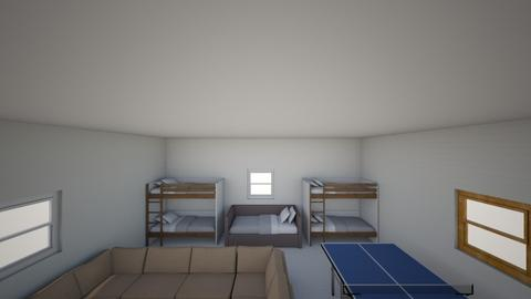 541 bufflehead bunk room - by morocks1