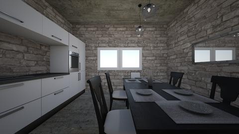 meeting silver room - Modern - Office - by jade1111