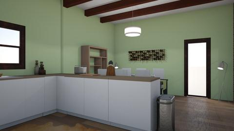 Kitchen 02 - Kitchen - by FlashDesigner