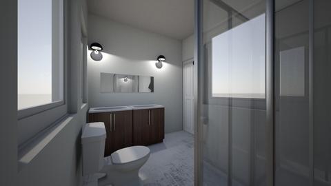 Kids bathroom 3 - Bathroom - by erlichroni
