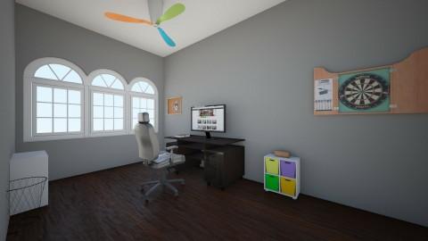 Office Hangout - Office - by JaguarQueen