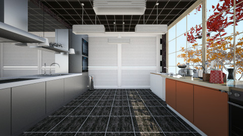 kitchen MB 1 - Eclectic - Kitchen - by Boka i Deki
