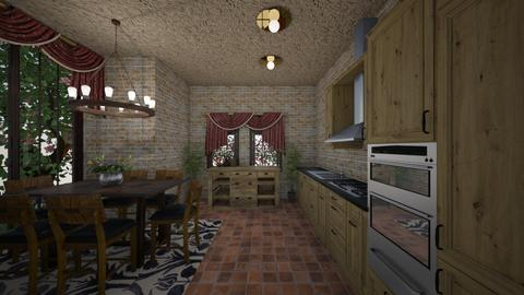 kitchen - Kitchen - by istvanka