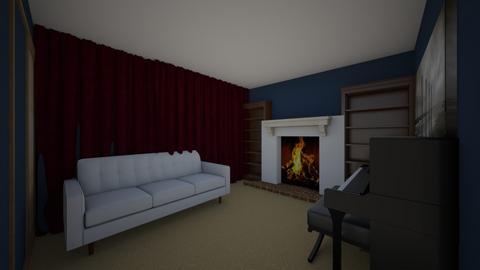 49EdwardDr_1stFloor_liv - Bedroom - by urbanismx