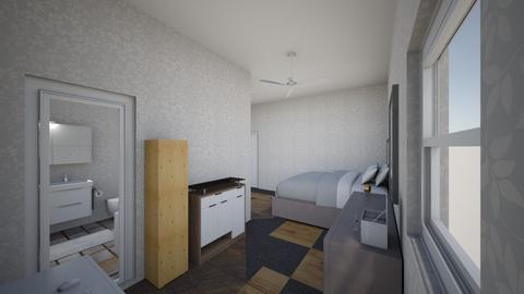 MastherBedroom - Bedroom - by Styler7
