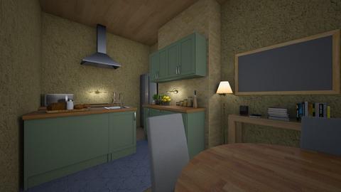 kitchen - Kitchen - by daydreamer84