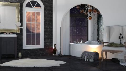 Black Swan - Modern - Bathroom - by Gurns