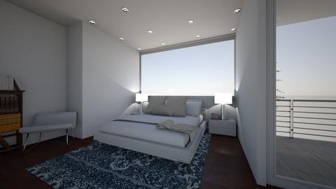 Bedroom - Bedroom - by katarinalaaksonen