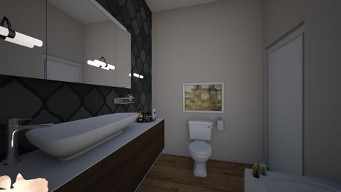 Modern holiday  - Modern - Bathroom - by Indiadesigns