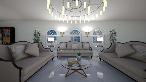 Most Beautiful Living Roo - Modern - Living room - by Anna_be