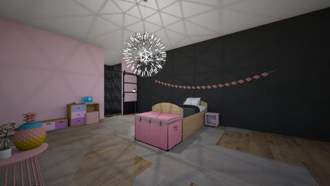 zaryah - Modern - Kids room - by zaryah